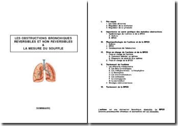 Les obstruction bronchiques réversibles et non réversibles & la mesure du souffle