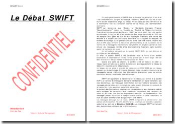 Le Débat SWIFT