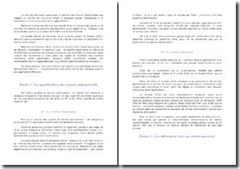 Conseil d'Etat 31 juillet 1912 Société des Granits porphyroïdes des Vosges