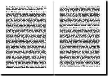 Georges Bidault et la politique étrangère de la France. Europe, Etats-Unis, Proche-Orient 1944-1948