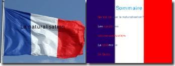 La naturalisation en france: définition et conditions