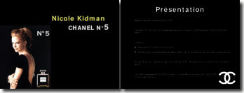 Chanel : Égérie Nicole Kidman
