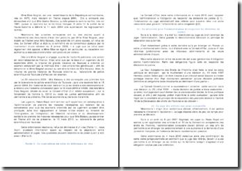Conseil d'Etat ordonnance 4 mars 2010 Mme Elise Soignet, et Mlle Gaëlle Balezou