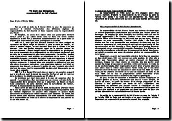 Cour de cassation, chambre criminelle, 10 janvier 1996.