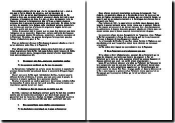Commentaire Cardin le Bret - De la souveraineté du Roy (1632)