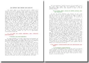 dissertation mode de scrutin et stabilité gouvernementale