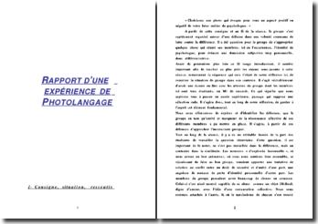 Photolangage