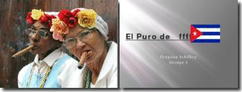 Exposé Sur la Fabrication et l'histoire du Cigare a Cuba