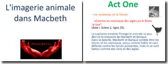 L'imagerie animale dans Macbeth (Animal Imagery in Macbeth)