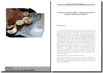 La France de la débrouille face à la crise du pouvoir-d'achat