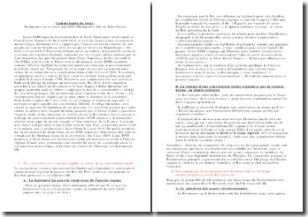 Déclaration du roi du 2 mai 1814 (Déclaration dite de Saint-Ouen)