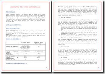 Dossier ACRC Darty