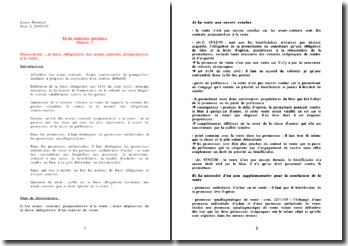 dissertation sur la promesse synallagmatique de vente