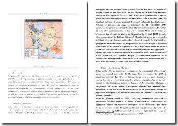 Une analyse des migrations de Téhéran à Calais