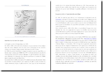 Une analyse des migrations de Mogadiscio à Calais