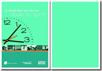 Le temps libre français dédié au sport