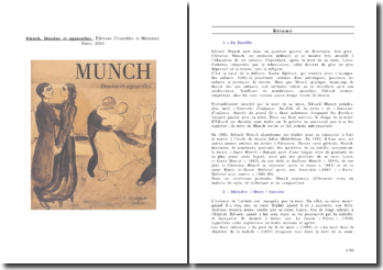 Munch, Dessins & aquarelles