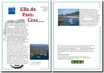 Mesures de gestion à Port-Cros