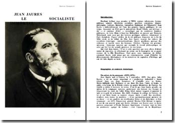 Jean Jaurès : le socialiste immortel