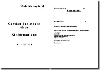 Génie managérial