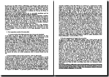 Lettre du calife al-Murtada au pape Innocent IV