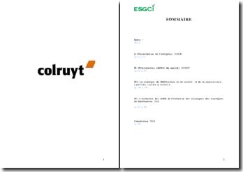 Dossier Colruyt