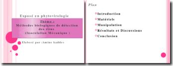 Méthodes biologiques de détection des virus