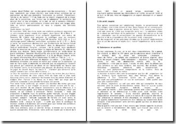 Le commerce des oeuvres d'art et des antiquités: commentaire d'arrêt du 27 février 2007