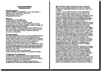 Dominique Iogna-Prat - La terre sainte disputée, Médiévales, 2001.