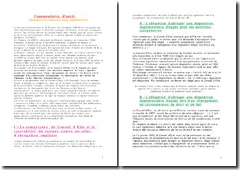 Conseil d'Etat 7 février 2003 GISTI - Abrogation et retrait des actes administratifs