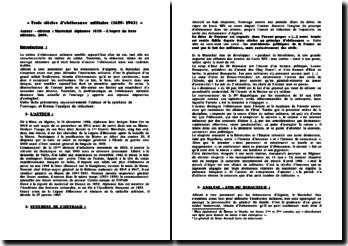 « Trois siècles d'obéissance militaire (1650-1963) »- Maréchal Alphonse JUIN