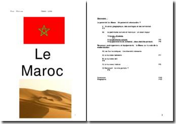 Etude de cas sur le Maroc