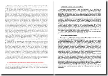 Commentaire d'arrêt du 23 février 2003: la SPA