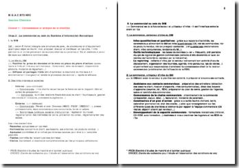 Le commercial au sein du Système d'Information Mercatique (SIM)