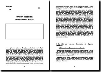 L'édit de Clotaire II (614)