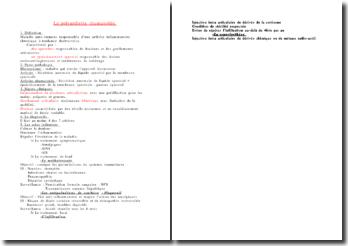 Descriptif de la polyarthrite rhumatoïde