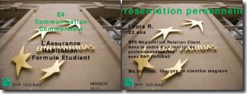 Situation négociation-vente de l'Assurance Habitation Formule Etudiant de BNP Paribas