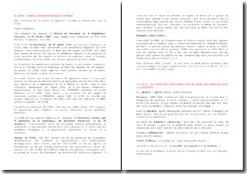 Le comité consultatif national d'éthique ou CCNE
