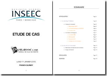 Etude de cas Publibook.fr