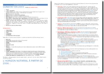 Informatique notariale