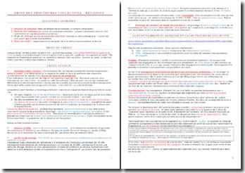 Droit des procédures collectives