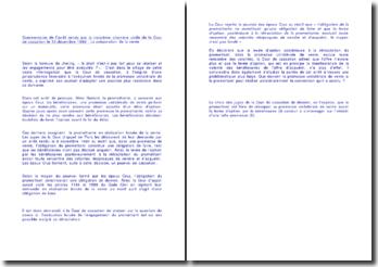 Commentaire de l'arrêt rendu par la troisième chambre civile de la Cour de cassation le 15 décembre 1993 : La préparation de la vente