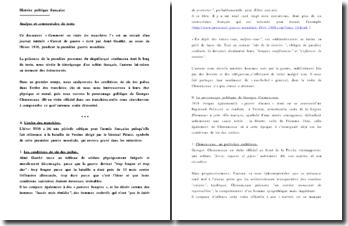 Analyse et commentaire de texte : Comment on visite les tranchées ?, Aimé Gauthé