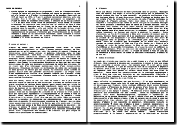 Le Paradis: analyse complète du texte de Dante