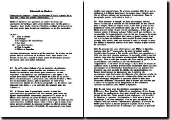 Salammbô de Flaubert, extrait du chapitre 5