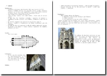 La plus grande cathédrale gothique de France: Notre Dame d'Amiens