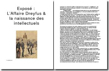 L'Affaire Dreyfus & la naissance des intellectuels