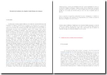 Extraits du Cartulaire du chapitre Saint-Etienne de Limoges