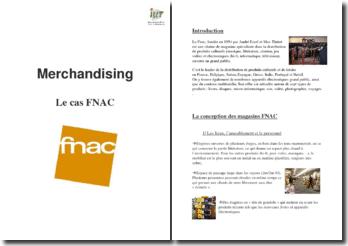 Merchandising: le cas Fnac
