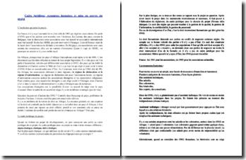 Cadre juridique, ressources humaines et mise en oeuvre du projet